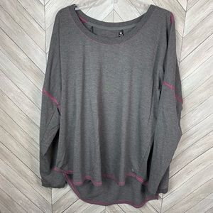 3x athletic leisure shirt